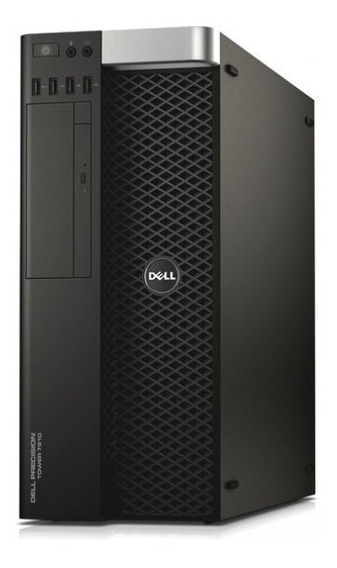 Workstation Dell T7910 E5-2620 V3 16gb Ram Quadro K2200 1tb