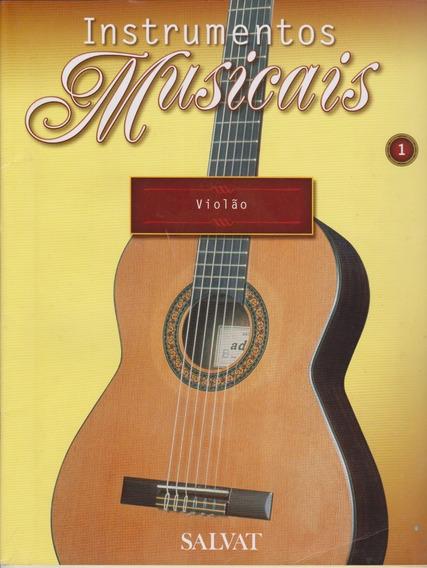Violão Na Revista / Fascículo Instrumentos Musicais - Jfsc