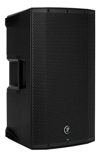 Parlante Mackie Thump12A portátil negro 110V/220V