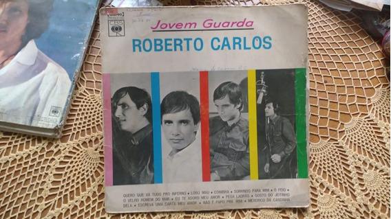 Lp Vinil Mpb Roberto Carlos Jovem Guarda