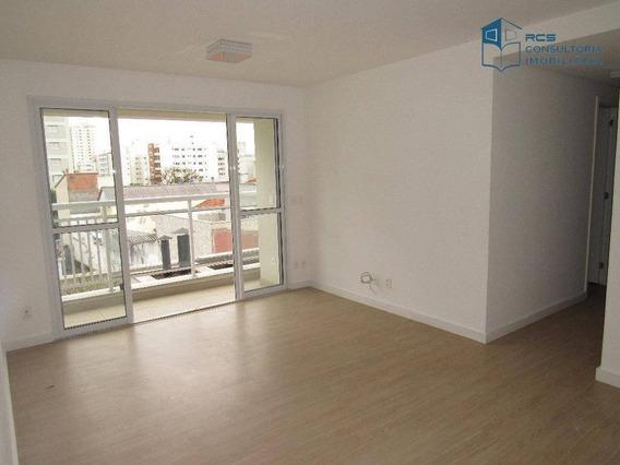 Apartamento Para Locação Na Vila Leopoldina - 66m² Com 2 Dormitórios, 1 Suíte, 2 Vagas - Ap11043