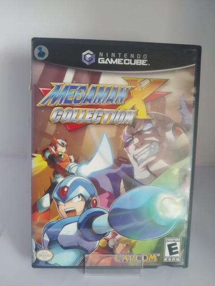 Mega Man X Collection (seminovo) Game Cube Mídia Física
