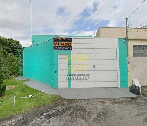 Imagem 1 de 30 de Galpão, 220 M² - Venda Por R$ 1.700.000,00 Ou Aluguel Por R$ 13.000,00/mês - Parque Renato Maia - Guarulhos/sp - Ga0350