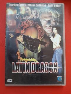 Dvd Filme Latin Dragon - Europa Filmes