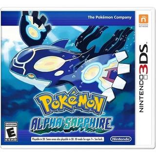 Pokemon Alpha Sapphire 3ds Físico Envío Gratis