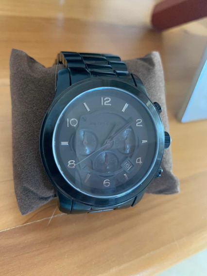 Reloj Cerámica Negro Michael Kors Mk8157