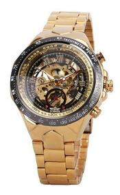 Relógio Automático Masculino Winner Original