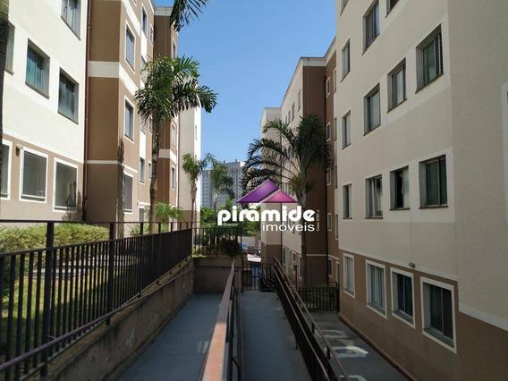 Apartamento Com 2 Dormitórios À Venda, 44 M² Por R$ 160.000,00 - Jardim Uirá - São José Dos Campos/sp - Ap10144