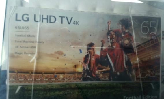 Tv 4k Uhd Smart Lg De 65 Pulgadas Edicion Especial