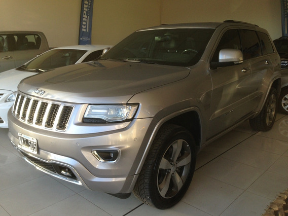 Jeep Grand Cherokee Overland At 2014