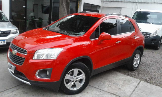 Chevrolet Tracker 1.8 Ltz Awd At 140cv Impecable (ap)
