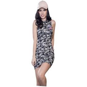 b0bac829a Camuflados Americanos Para Dama Mujer Cortos - Vestidos en Mercado ...