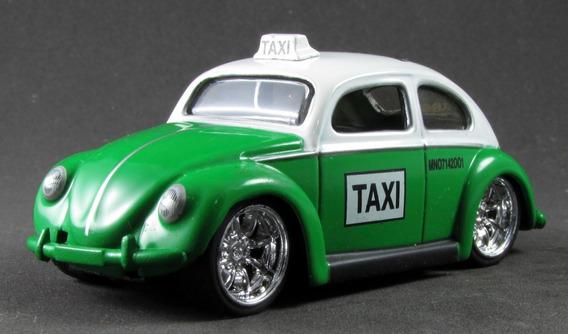 G4 Fusca Jada - 1959 Volkswagen Beetle Taxi - Oldskool Set