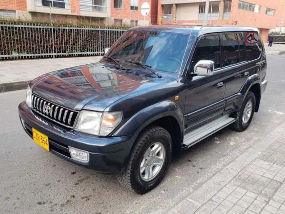 Toyota Prado Vx-at-3400 Cc - 4x4 - Excelente - Unica