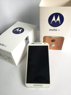 Celular Moto X2 32gb 2da Gen Bambu Edition