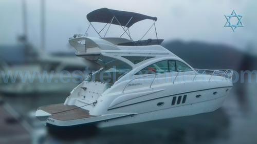 Lancha Cimitarra 410 Fly Barco Iate N Ferretti Azimut Axtor