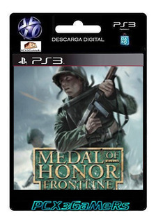 Ps3 Juego Medal Of Honor Frontline Pcx3gamers