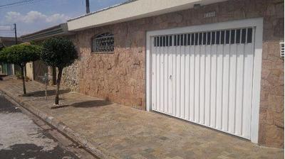 Casa Residencial À Venda, Jardim Joaquim Procópio De Araújo Ferraz, Ribeirão Preto. - Ca0841