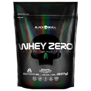 Whey Zero 837g - Black Skull