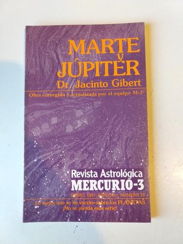 Marte Y Júpiter Jacinto Gibert