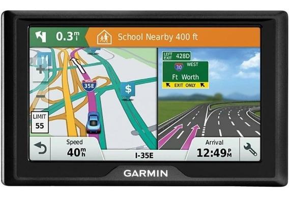 Gps Automotivo Garmin 5 Com Mapa Do Brasil 2020