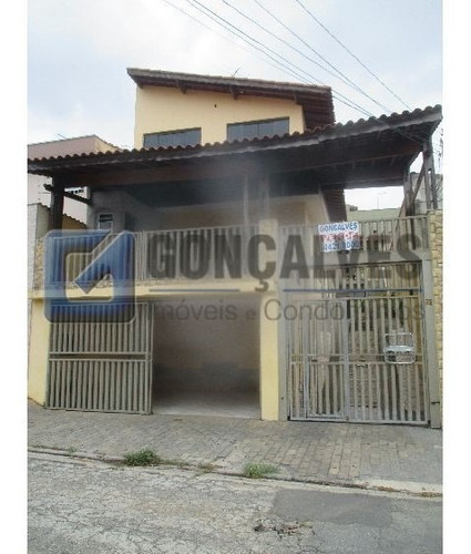 Venda Casa Terrea Santo Andre Vila Clarice Ref: 128649 - 1033-1-128649