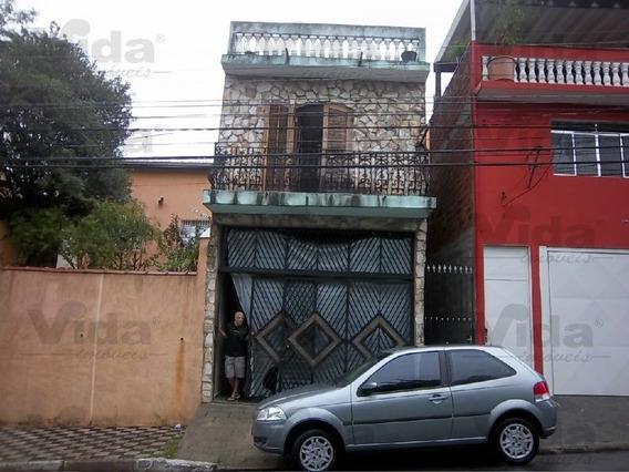 Casa Assobradada Para Locação Em Jardim Das Flores - Osasco - 18319