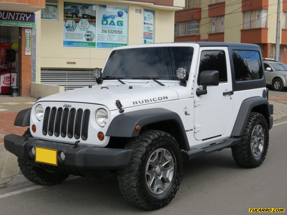 Jeep Rubicon At 3600cc