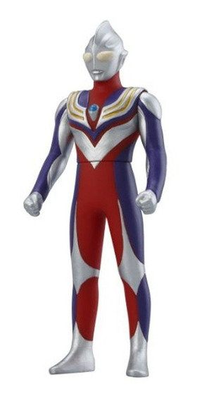 Ultraman Tiga Ultra Hero 500 Series N.08 (bandai Original)