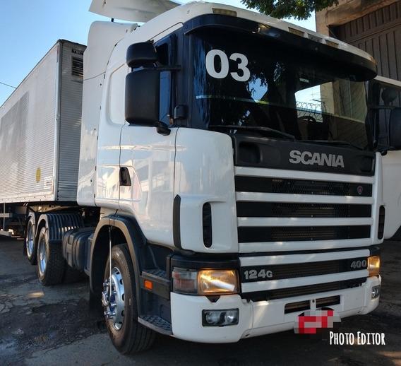 Scania 124 G 400 2003 6x2