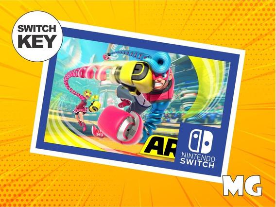 Arms - Jogo Nintendo Switch Digital