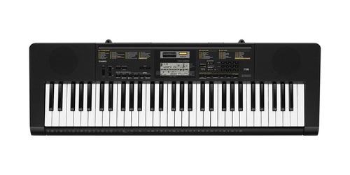 Piano Casio Teclado De 5 Octavas Salida Usb Midi