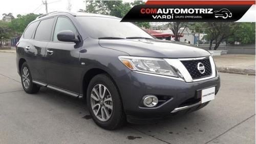 Nissan Pathfinder Sense Id 36414 Modelo 2014