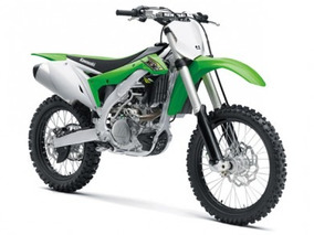 Moto Kawasaki Kx450f Para Moto Cross / Rally / Competição