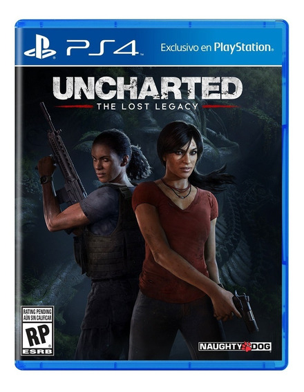 Juego Playstation 4 Uncharted Lost Legacy Ps4