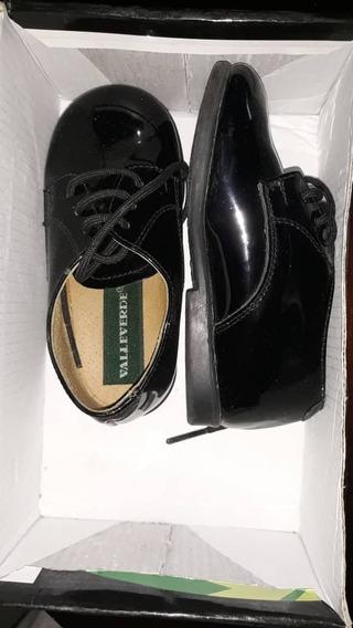 Zapatos De Vestir Para Niño, Talla 22