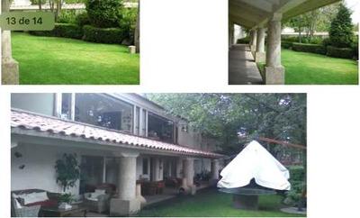 Desierto De Los Leones, Preciosa Casa De Lujo En Condominio En 2 Niveles