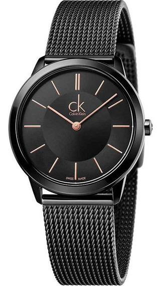 Reloj Original Caballero Marca Calvin Klein Modelo K3m22421
