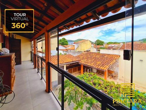Imagem 1 de 30 de Casa Com 4 Quartos À Venda, 305 M² Por R$ 1.300.000 - Piratininga - Niterói/rj - Ca0142