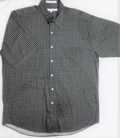 Lote De 4 Camisas Hombre Perry Ellis Antigua Croft Talla L