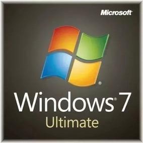 Windows 7 Ultimate Original Licença Ativaçao Garantida