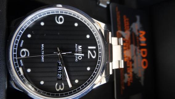 Relógio Suíço Automático - Mido