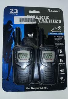 Radio Walkie Talkie Cobra Cx312