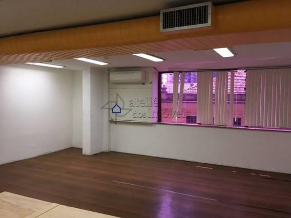 Lage Comercial Na Bela Vista Para Alugar, Com 550 M² Na Avenida Paulista - Cj0260ate