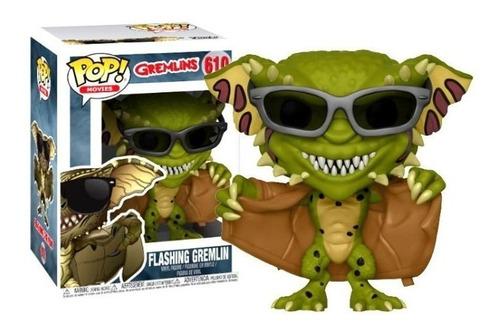 Funko Pop! Gremlins #610 Flashing Funkolandia Arg