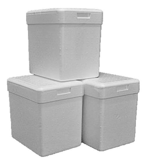 Caixa Termica 50 Lts Isopor C41xl62x36a 40mm - Isorecorte