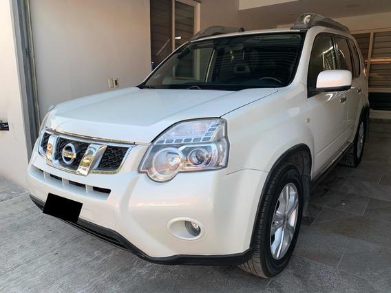 Nissan X-trail 2.5 Slx Lujo Cvt Mt 2012
