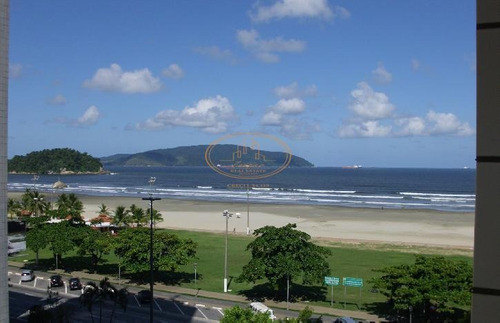 Apartamento  Com 3 Dormitório(s) Localizado(a) No Bairro Itararé Em São Vicente / São Vicente  - 5785