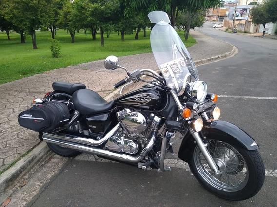 Moto Shadow 750 - 2008 Revisada