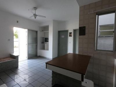 Apartamento No 1º Andar Mobiliado Com 1 Dormitório E 1 Garagem - Id: 892919694 - 219694